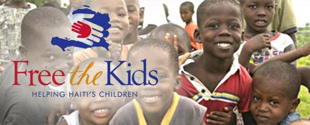 free the kids logo